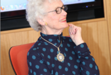 Founder's Day 2013: A Conversation With Barbara Hunter