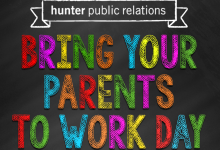 Bring Your Parents To Work Day 2014
