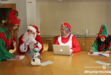Pitching Santa: How Media Tips Apply to Writing A Letter to Santa
